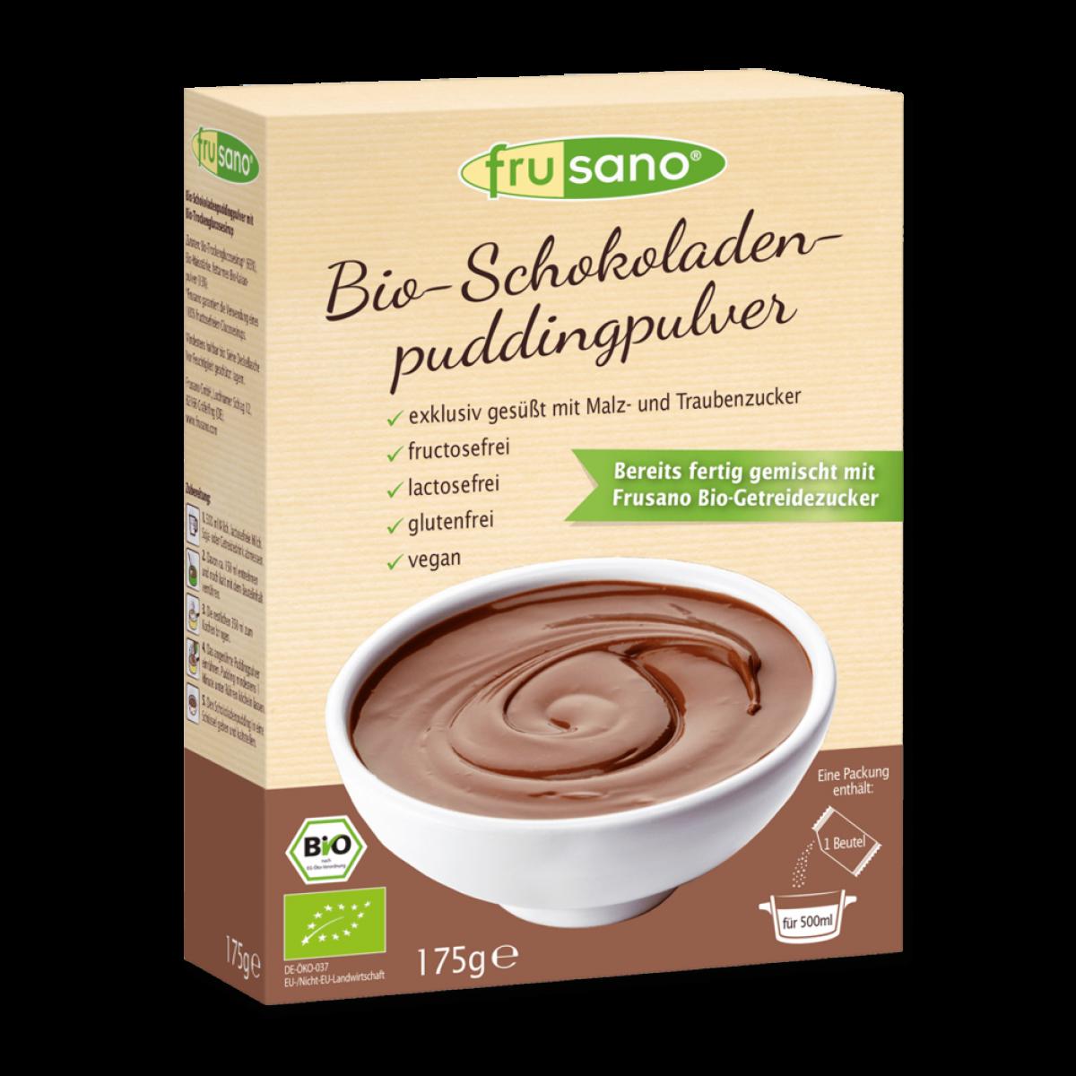 Puddingpoeder Chocolade