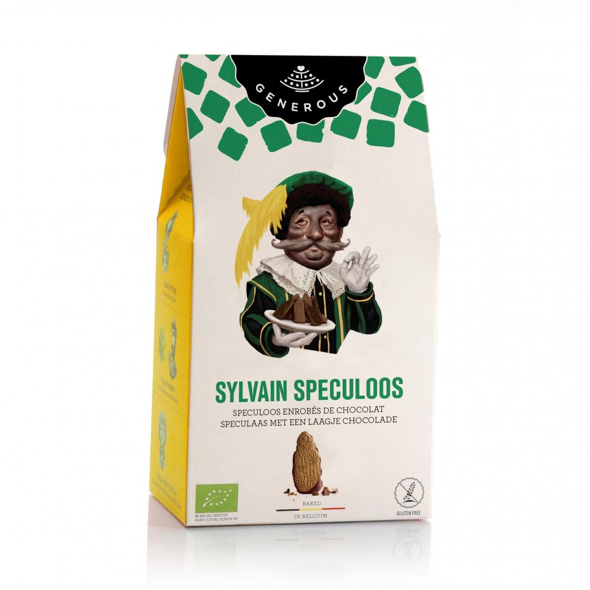 Sylvain Speculoos Piet