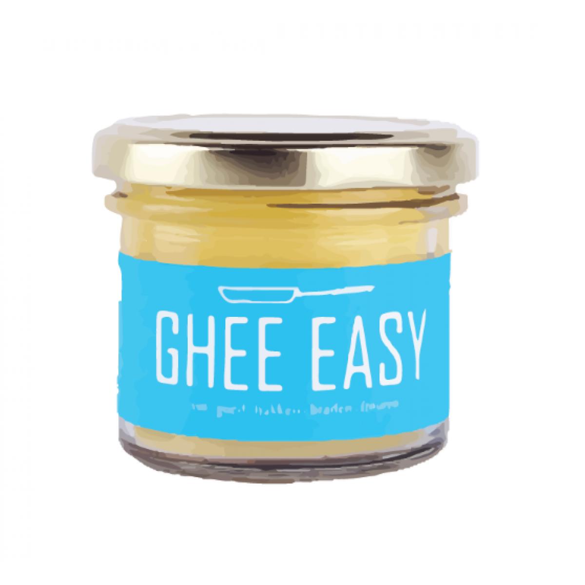 Ghee Easy Naturel 100 gram