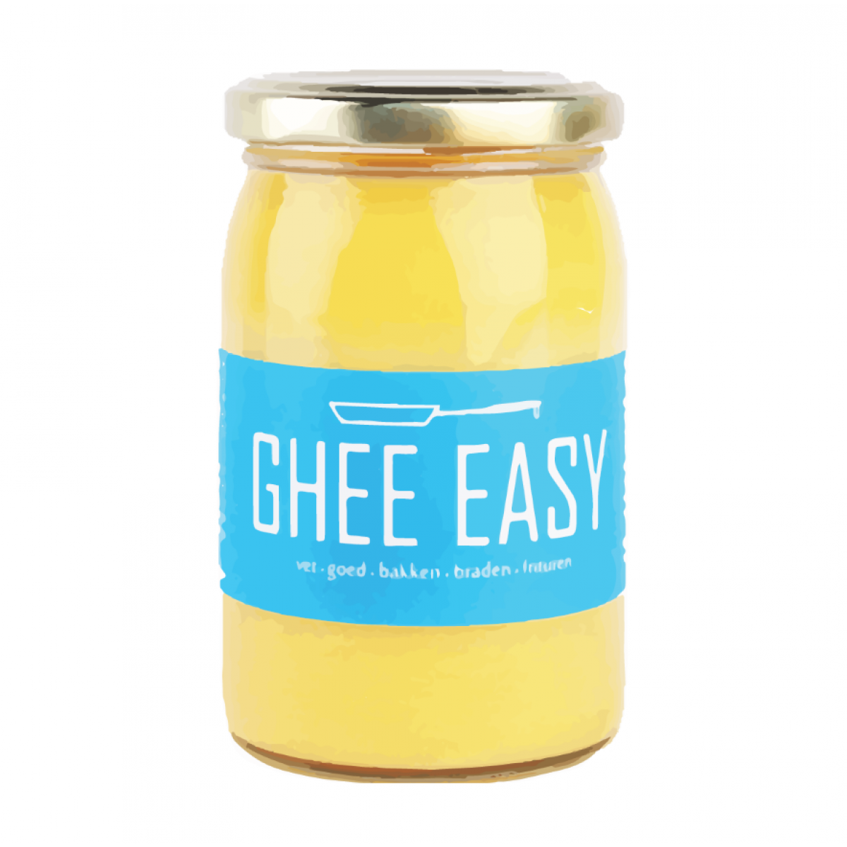 Ghee Easy Naturel 245 gram