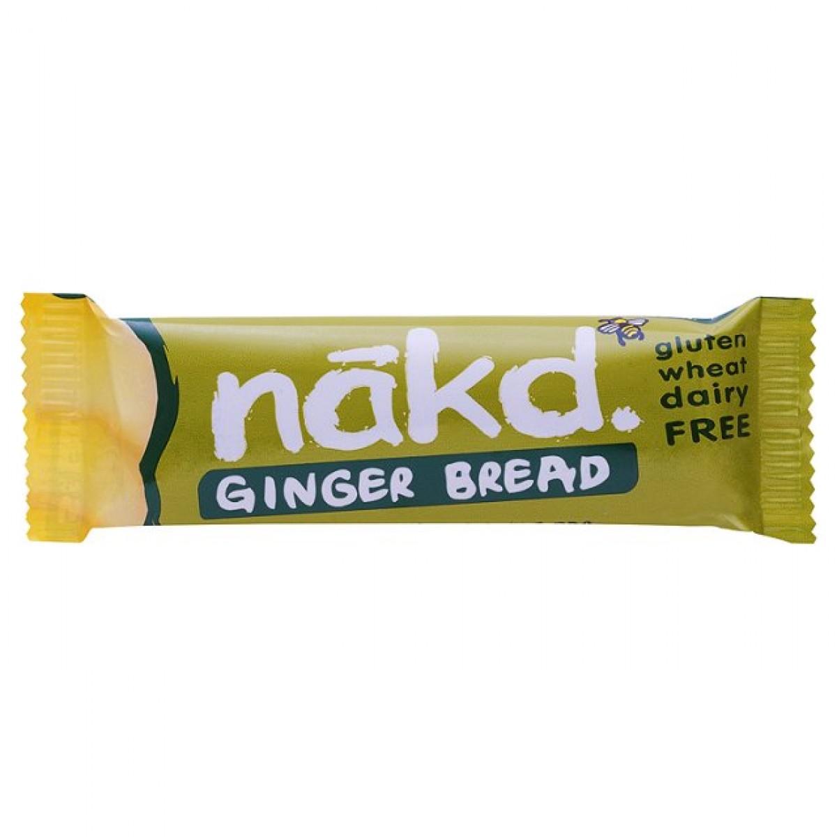 Ginger Bread Bar