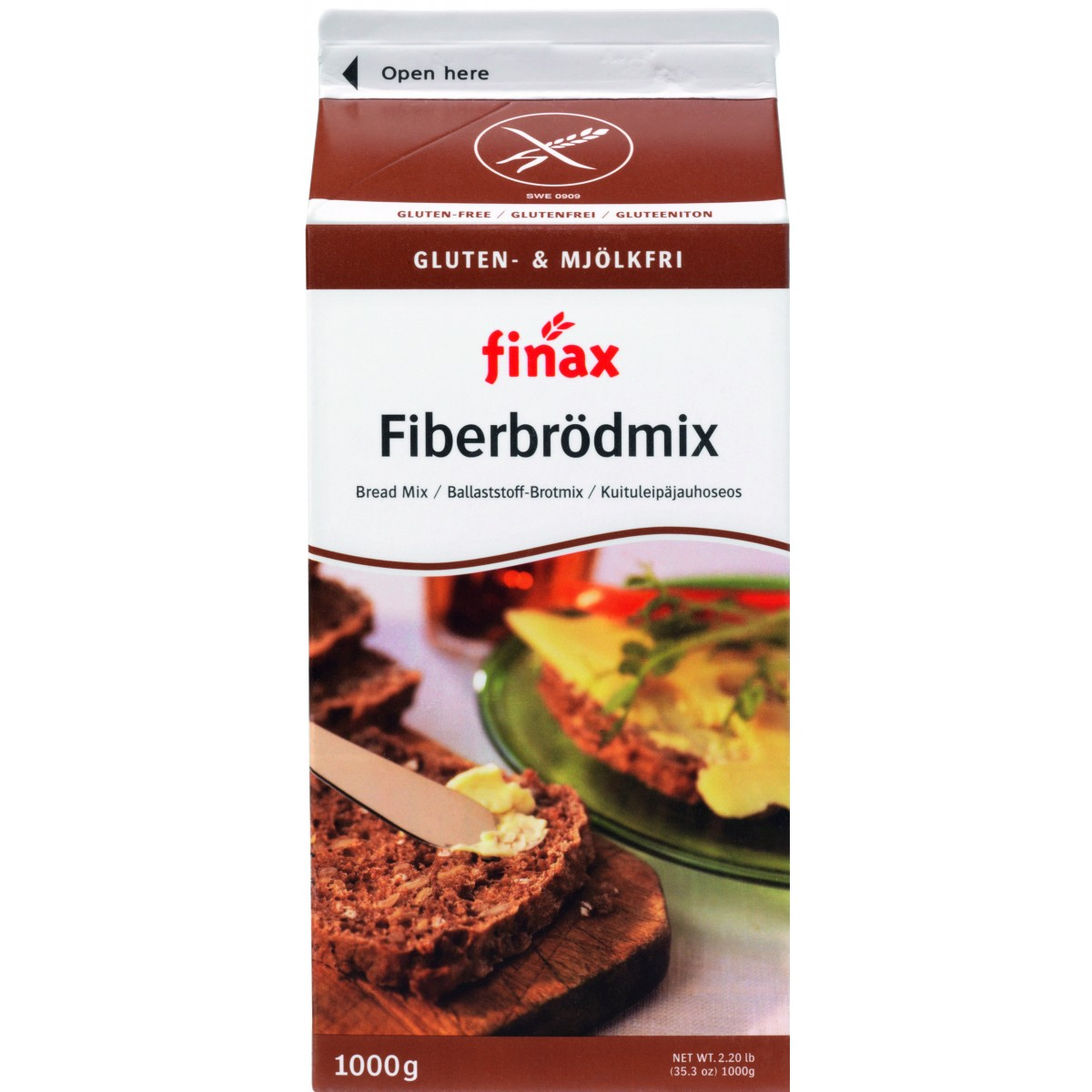 Fiber Broodmix