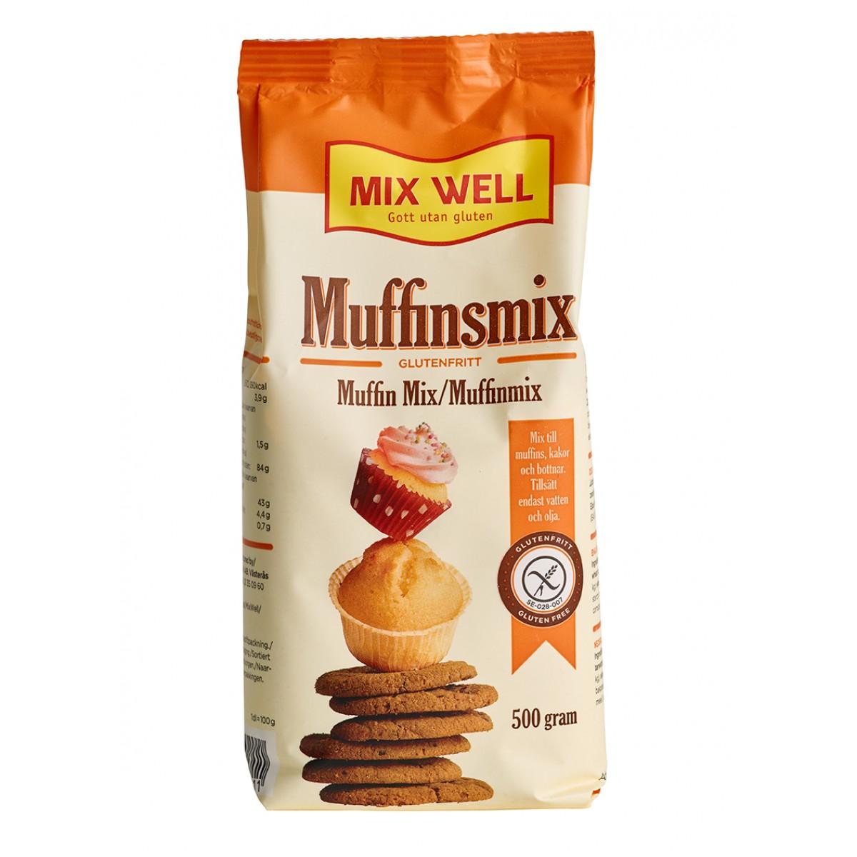 Muffinmix 201