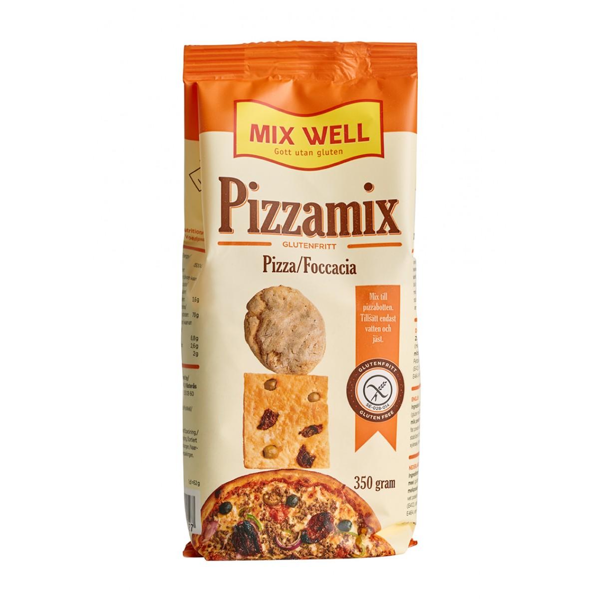Pizzamix 212