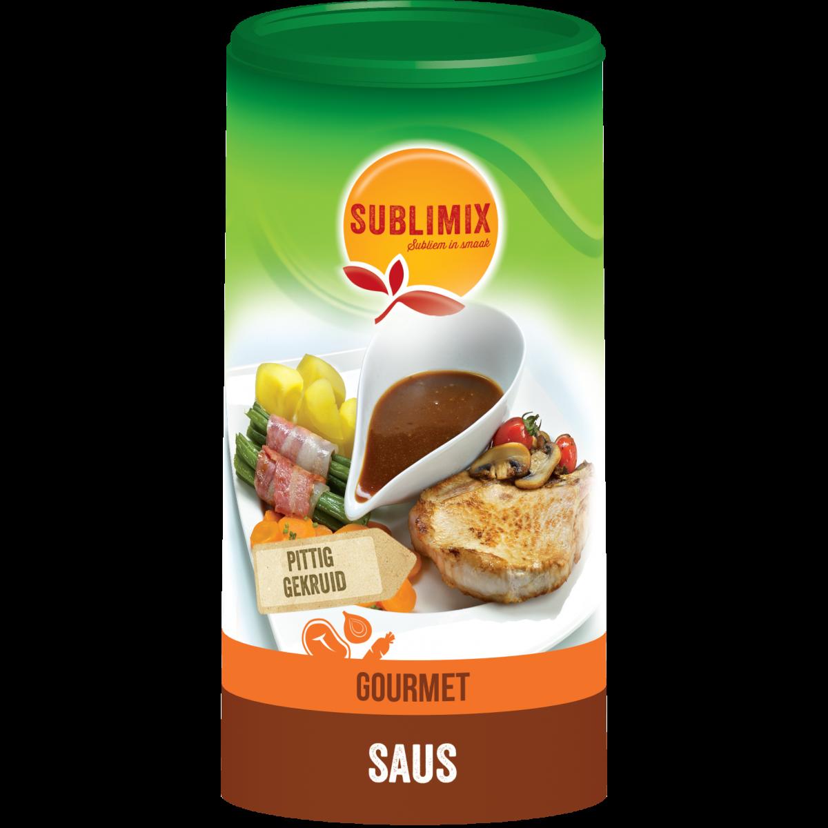 Gourmet Saus 280 gram