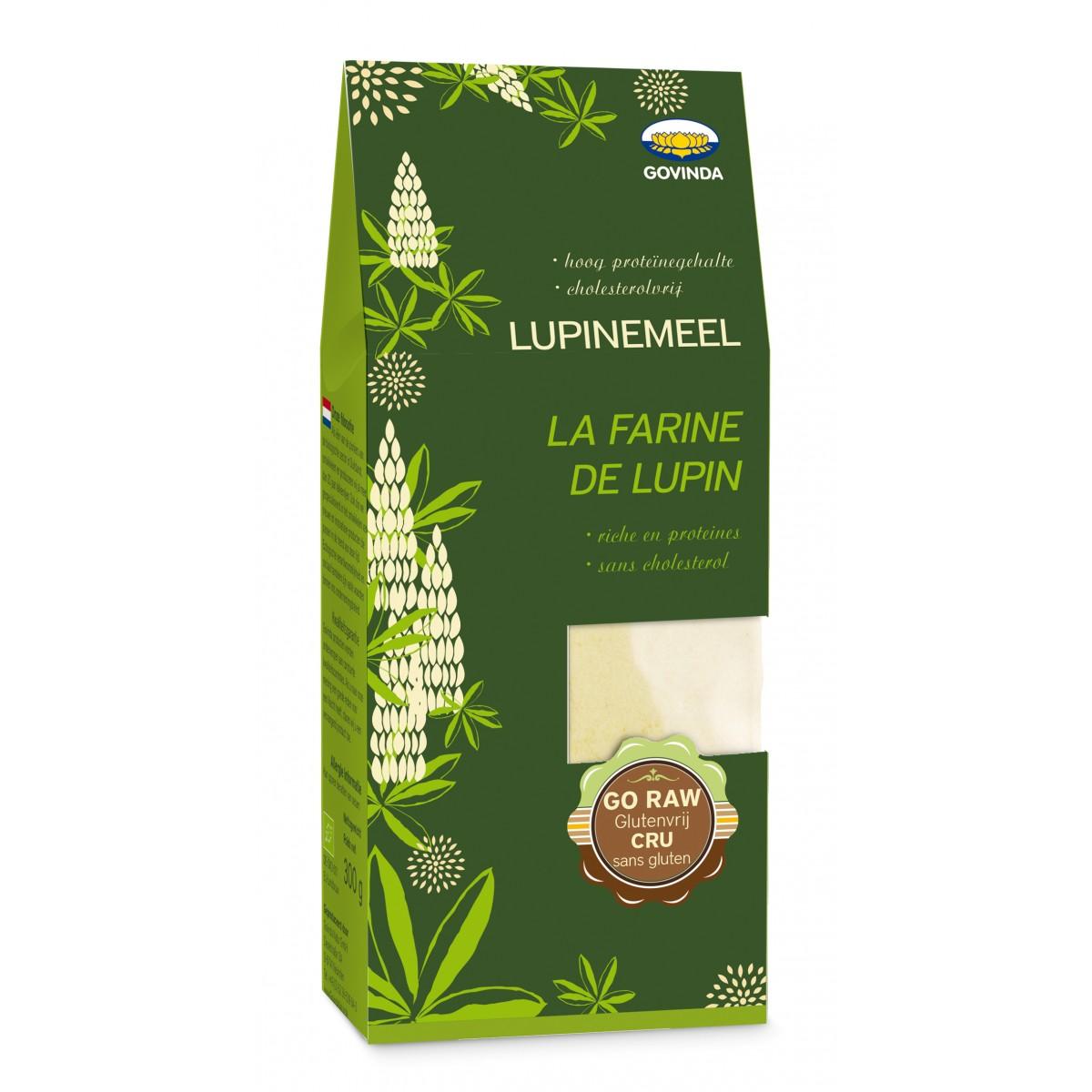 Govinda Lupinemeel | Bestel glutenvrije producten van ...