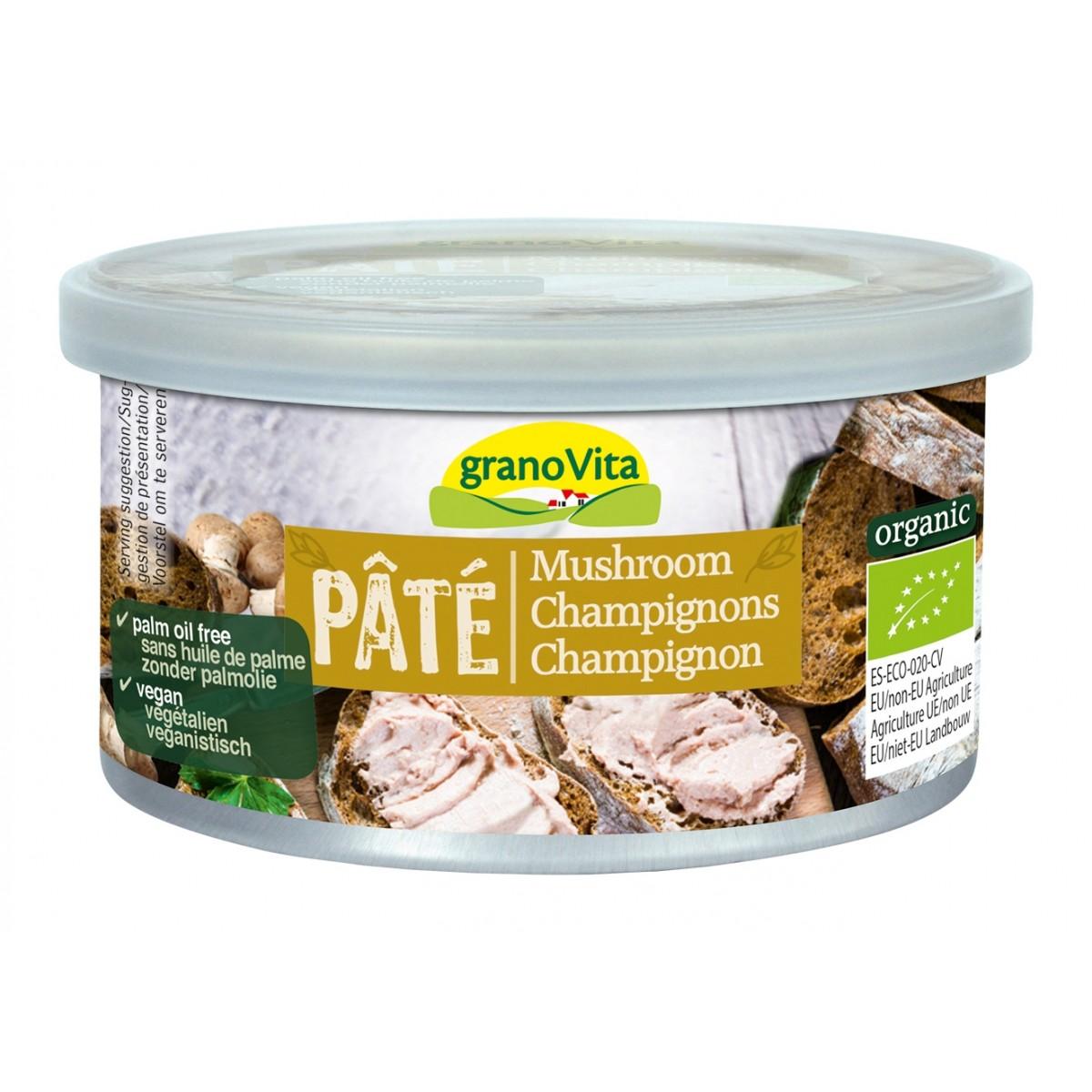 Paté Champignon