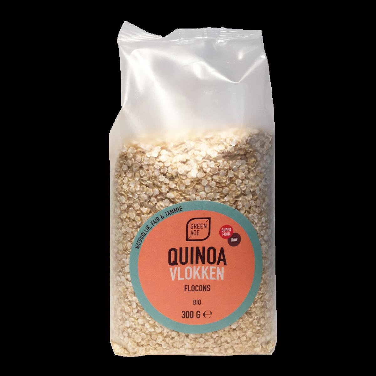Quinoa Vlokken