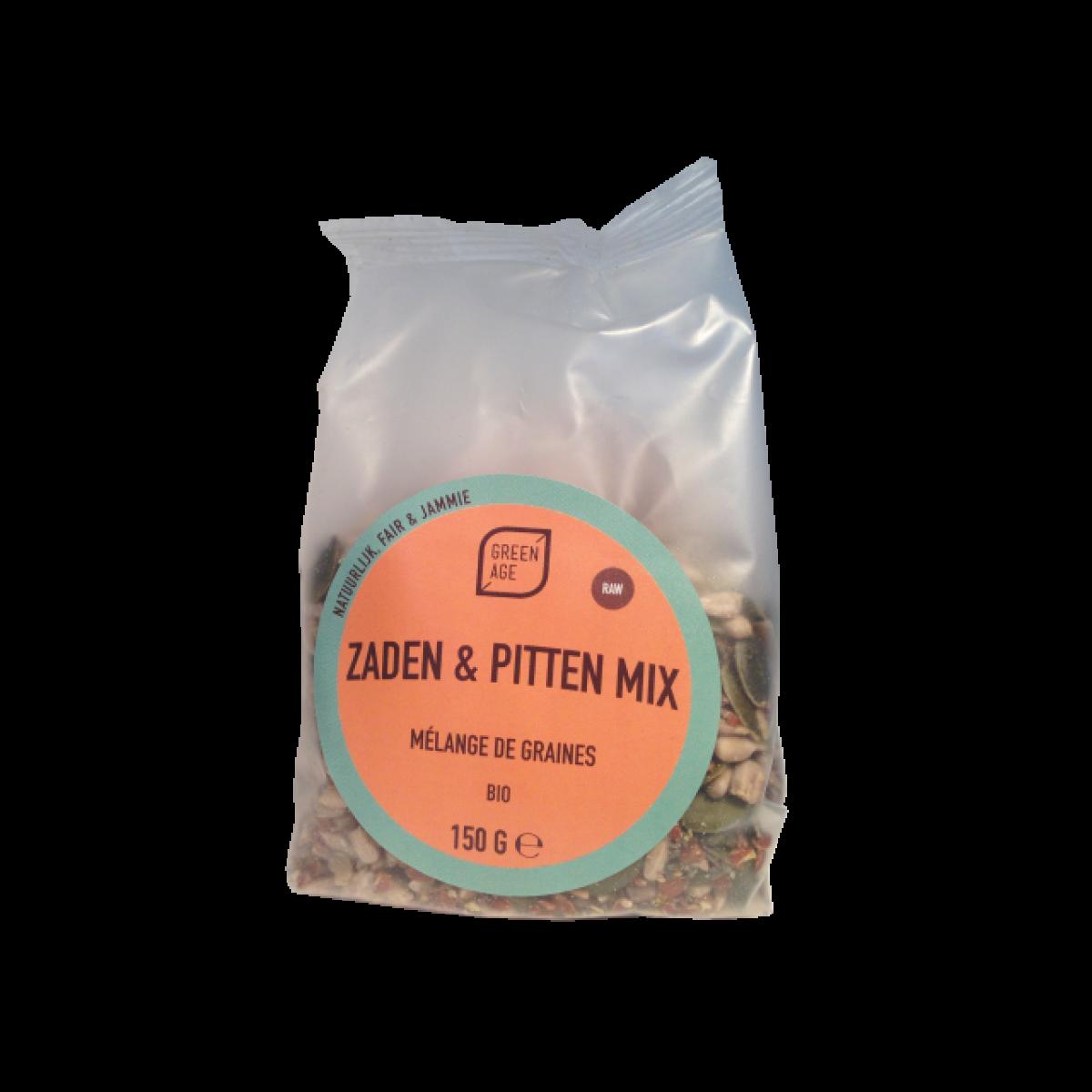 Zaden & Pitten Mix
