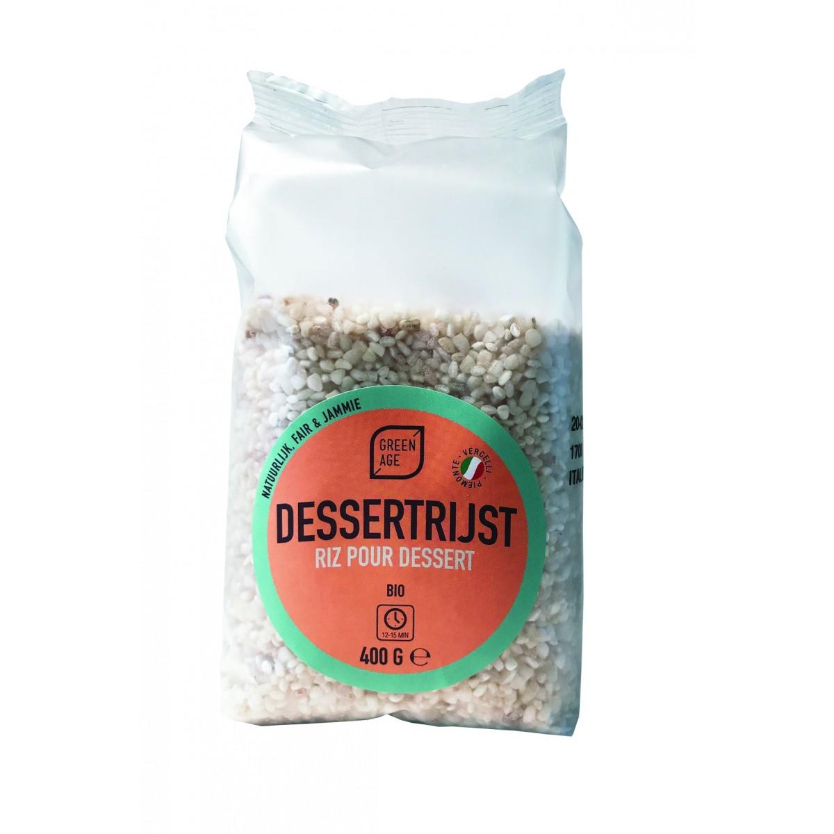 Dessert Rijst