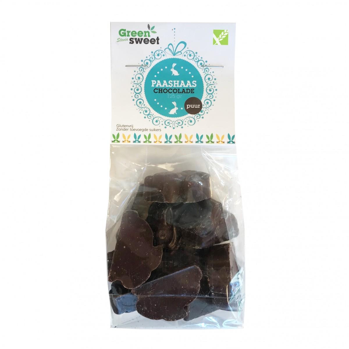 Paashaasjes Stevia Puur Chocolade
