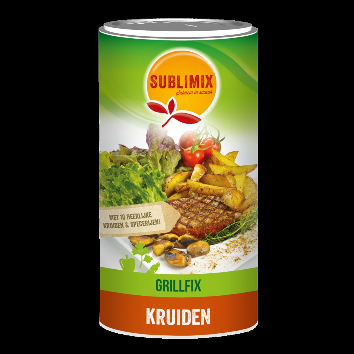 Grillfix 250 gram
