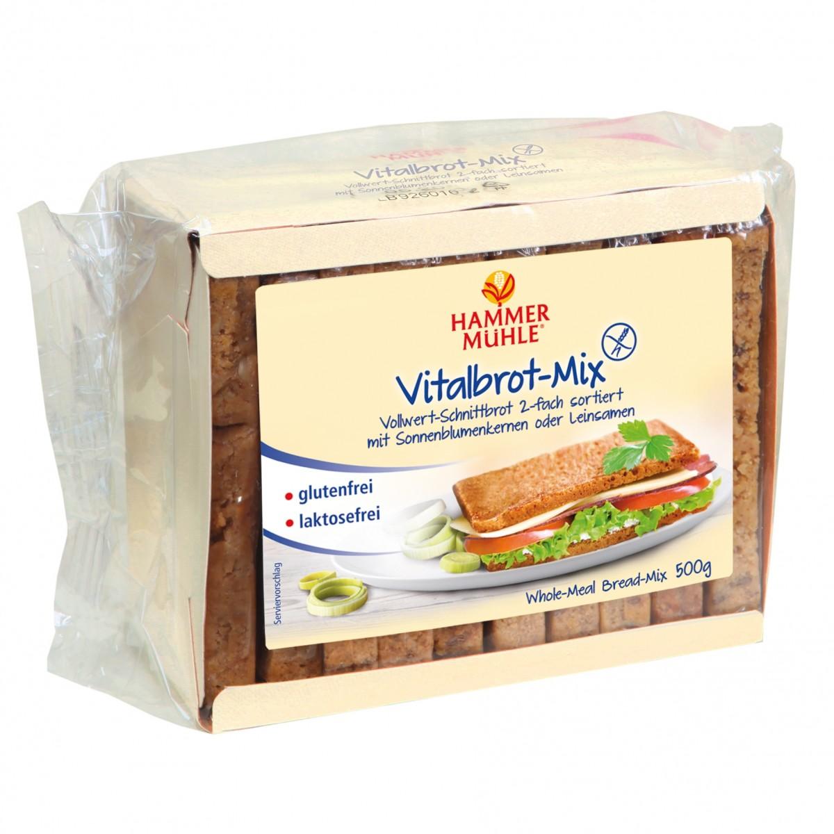 Vitaalbrood Mix
