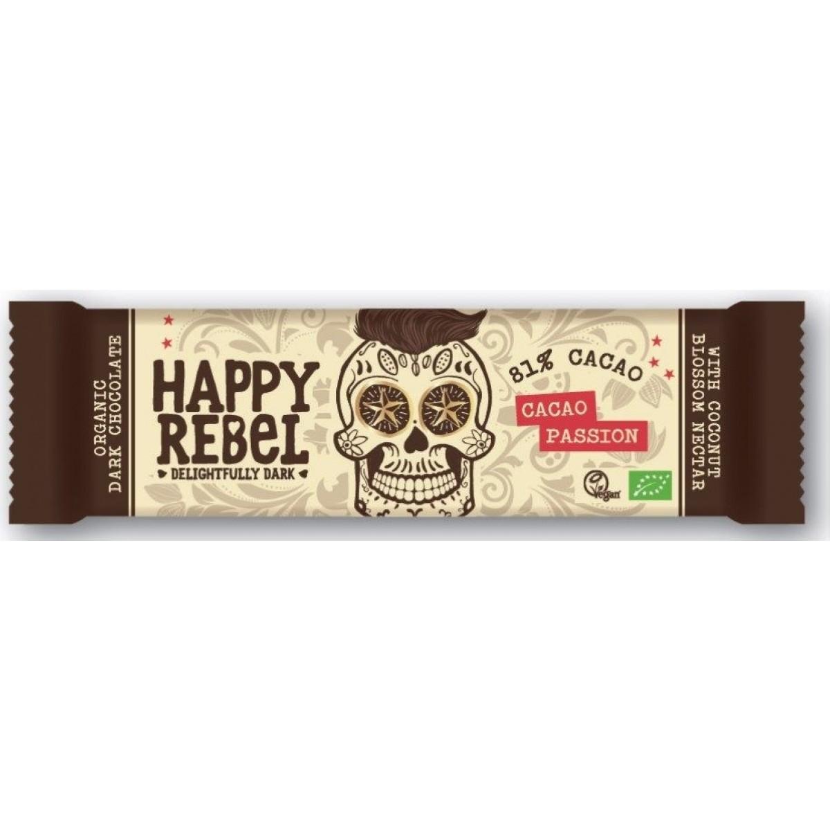 Dark Chocolate Cacao Passion