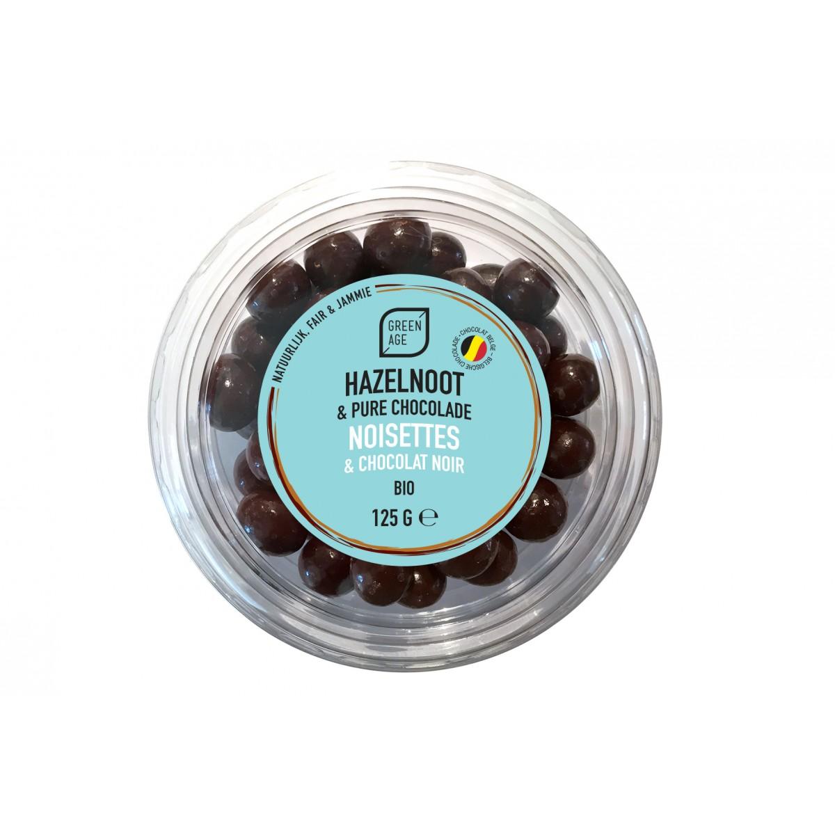 Hazelnoot & Pure Chocolade