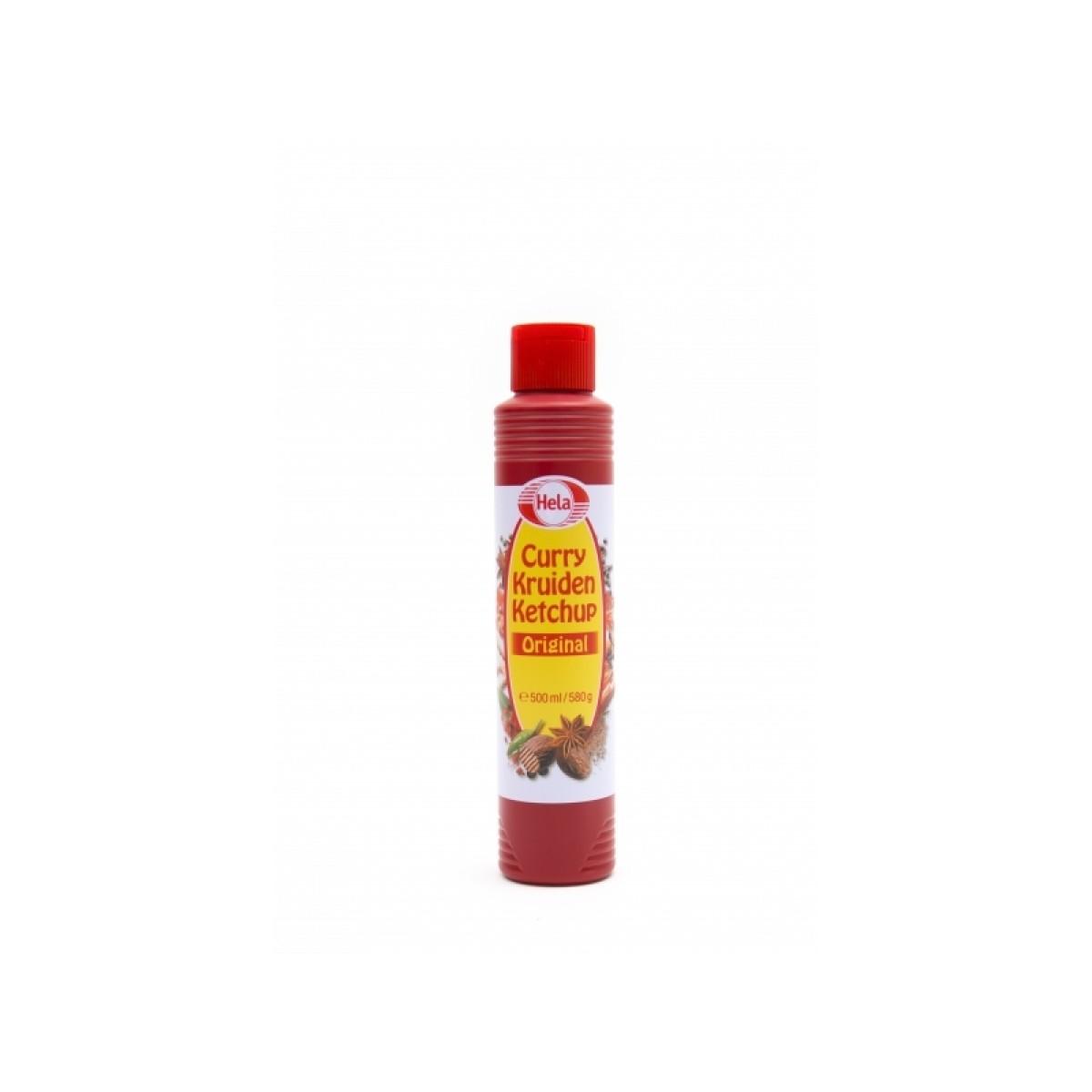 Curry Kruiden Ketchup