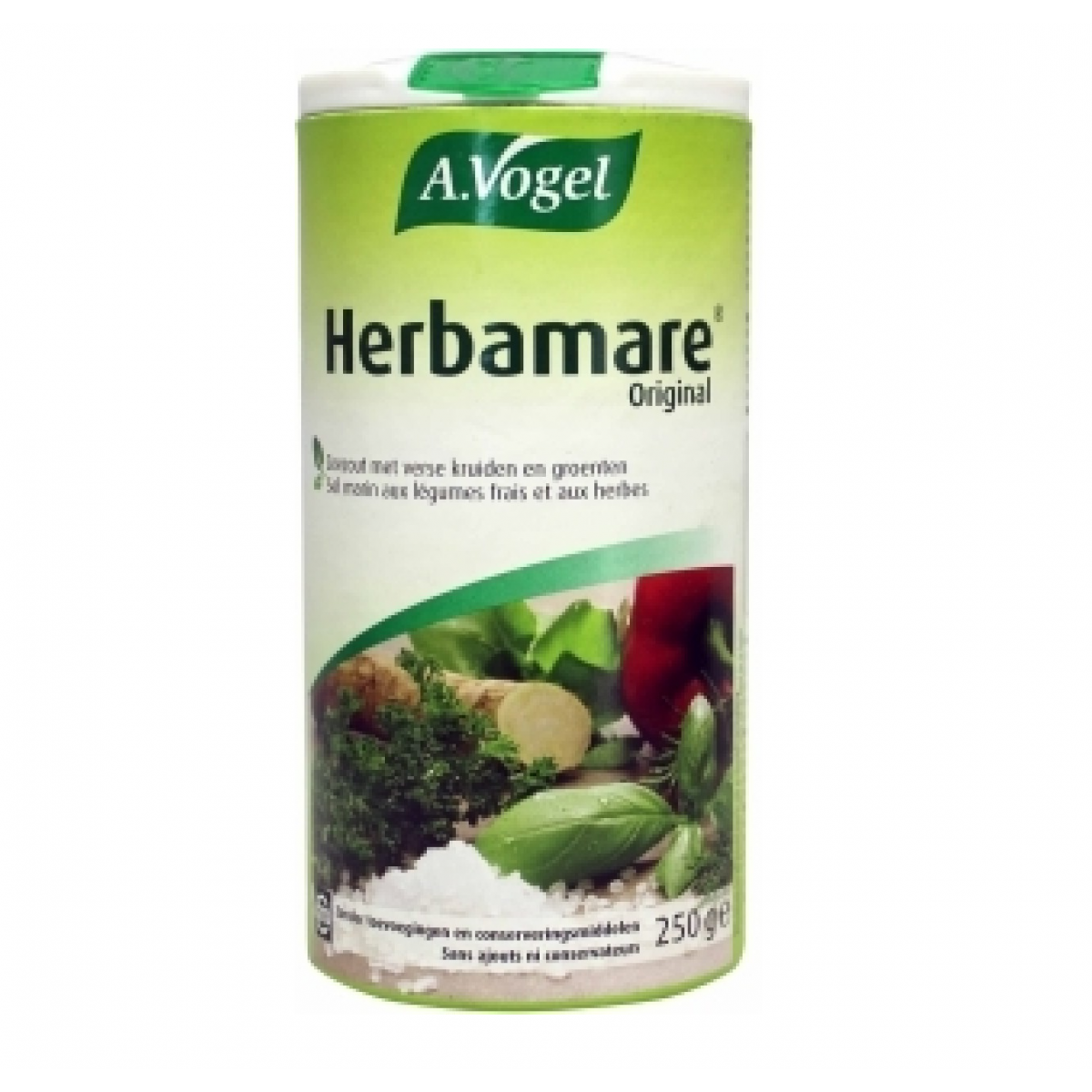 Herbamare Kruidenzout 250 gram
