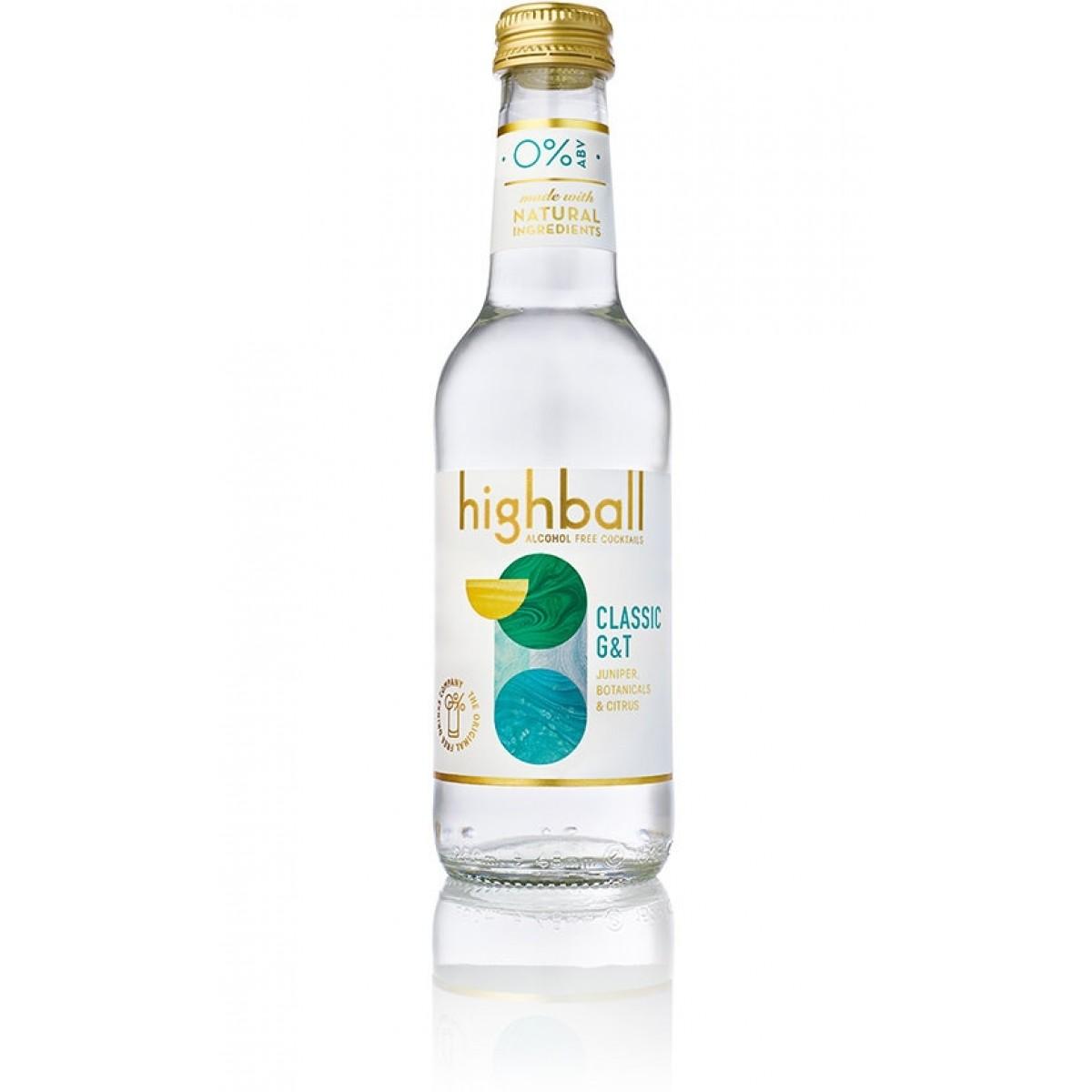 Classic Gin & Tonic Alcoholvrij