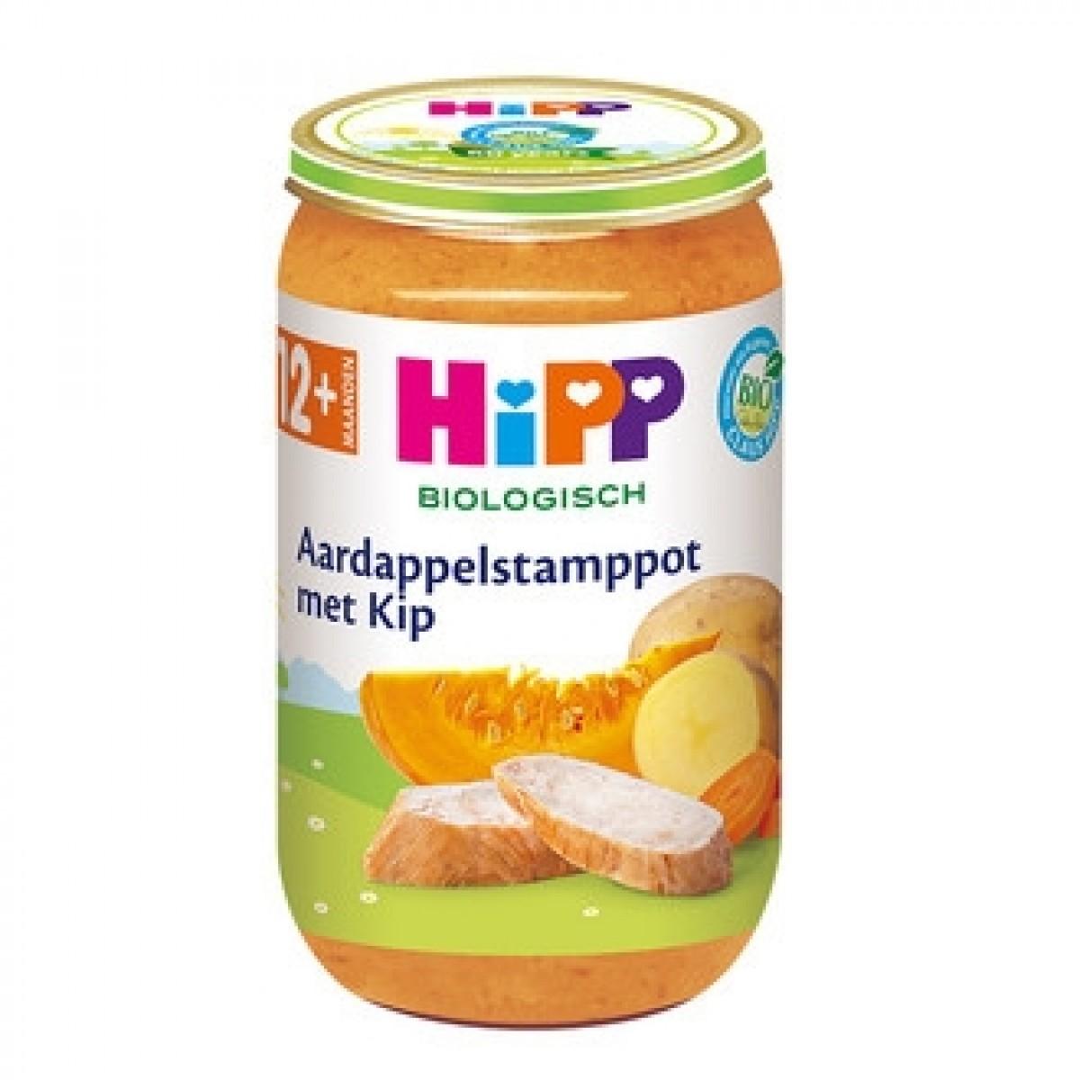 Aardappelstamppot Met Kip 12+ Maanden