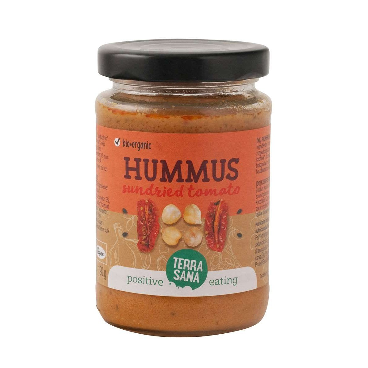 Hummus Sundried Tomato