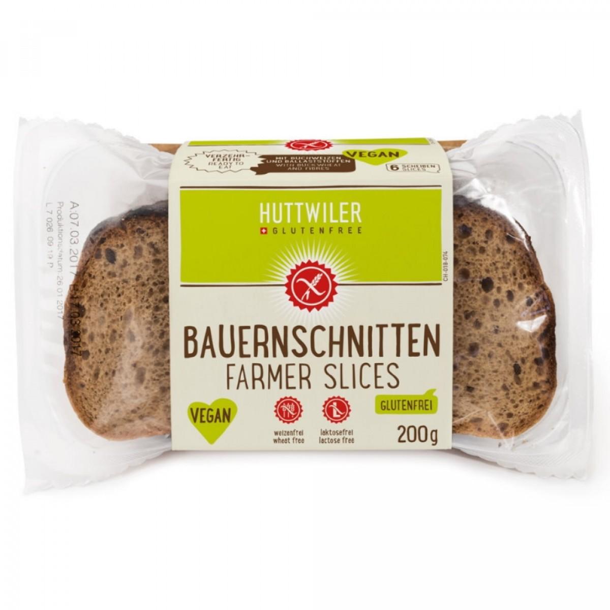 Boeren Brood Gesneden