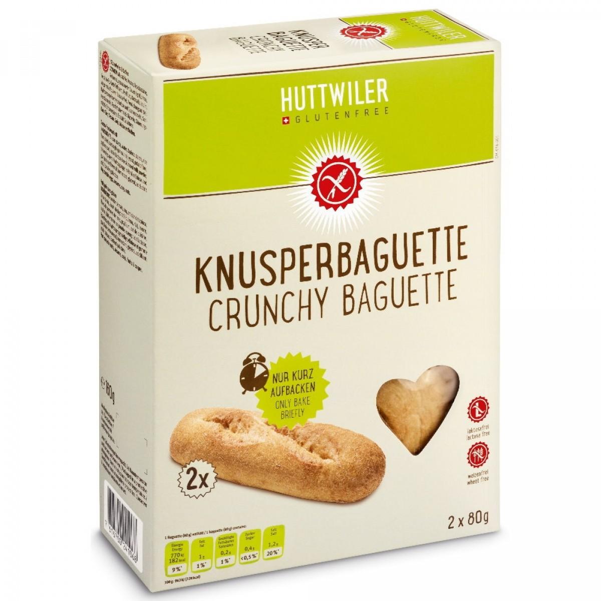 Crunchy Baguette