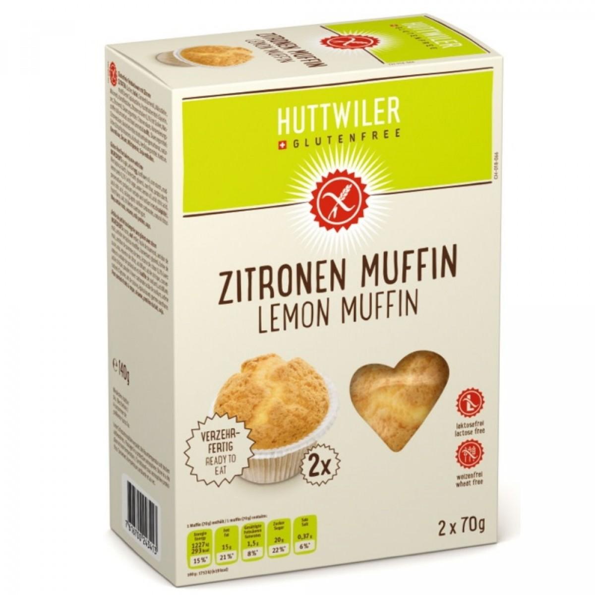 Muffins Citroen