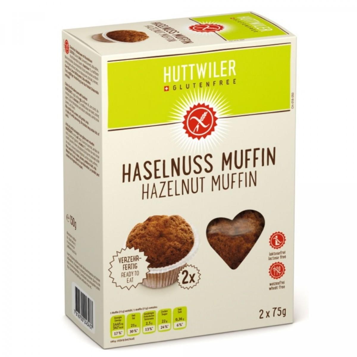 Muffins Hazelnoot
