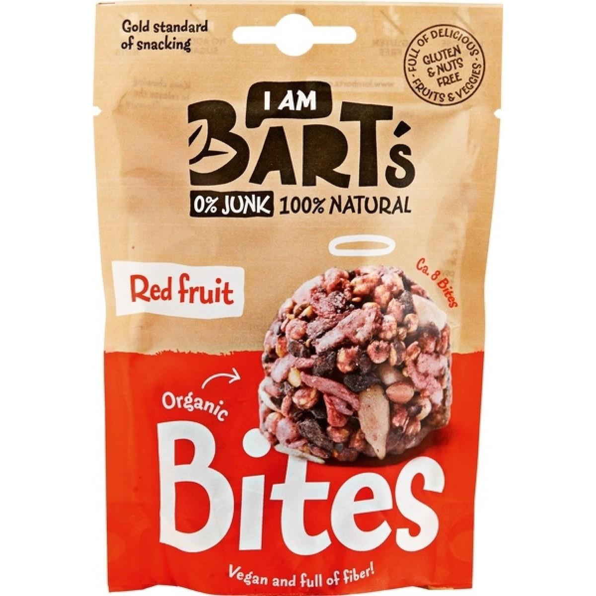 Bites Red Fruit