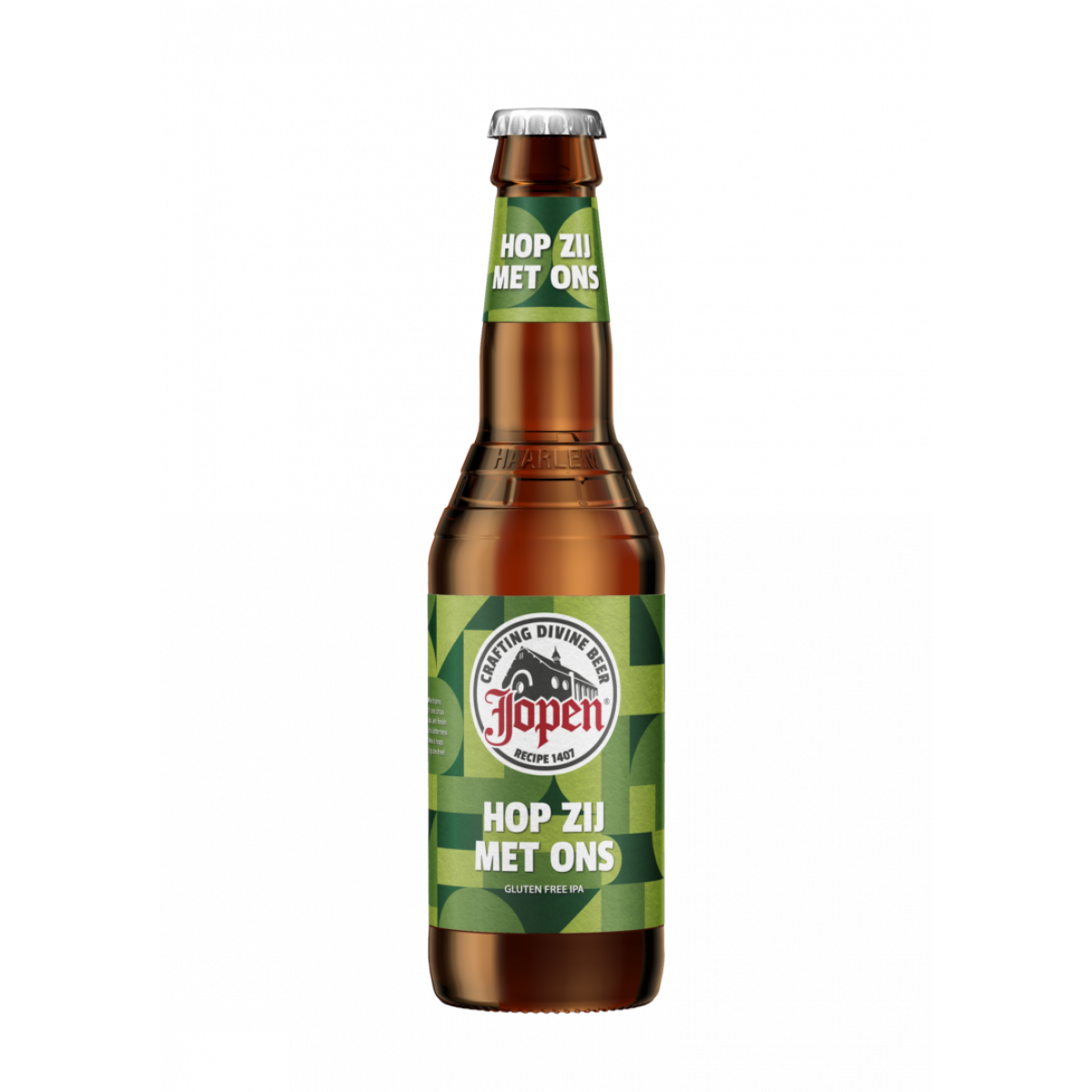 Hop Zij Met Ons IPA Bier