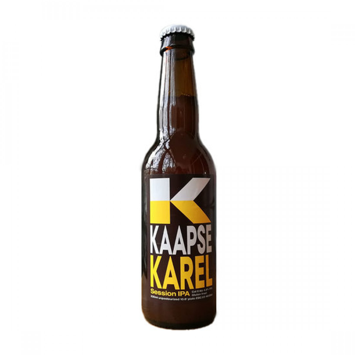 Kaapse Karel (fles)