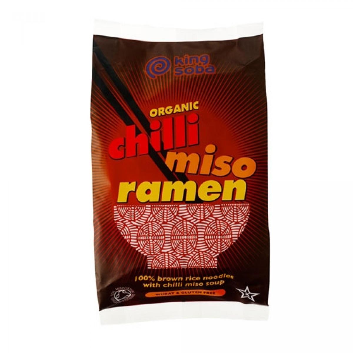 Miso Ramen Chili