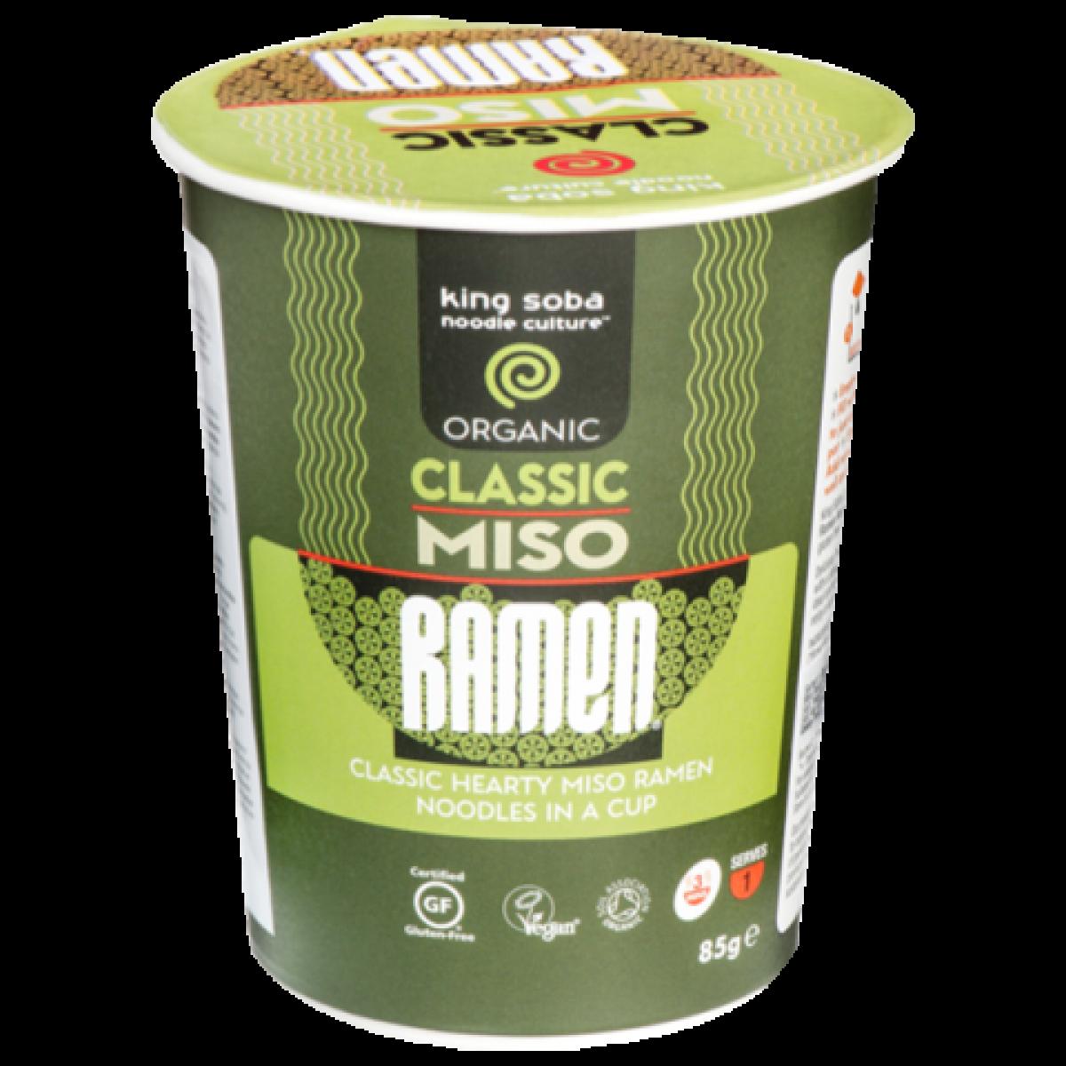 Miso Ramen Classic (cup)