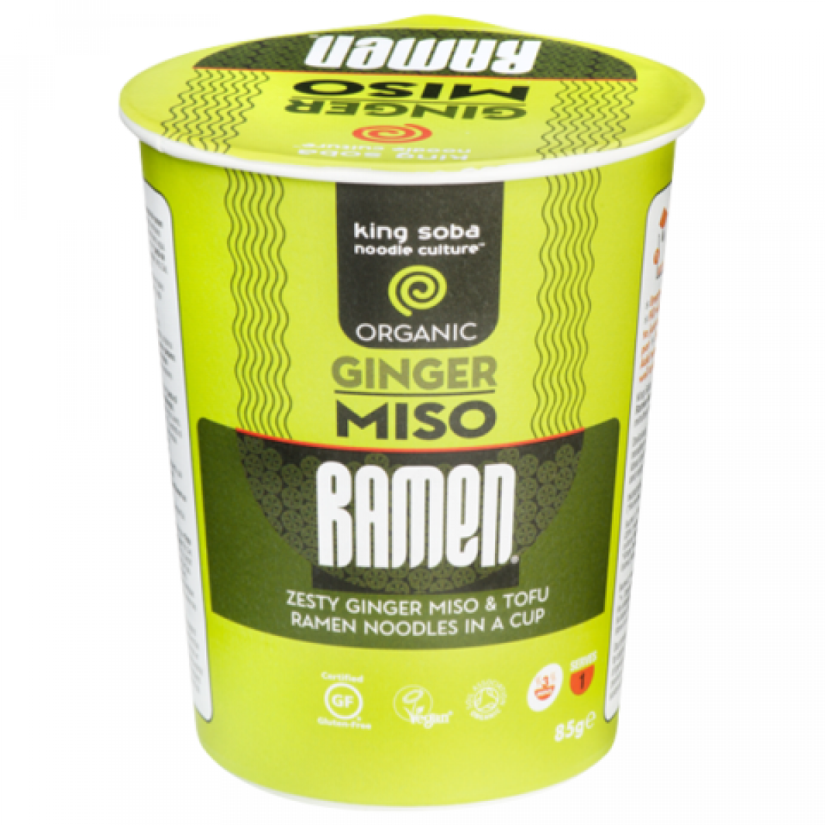 Miso Ramen Ginger (cup)