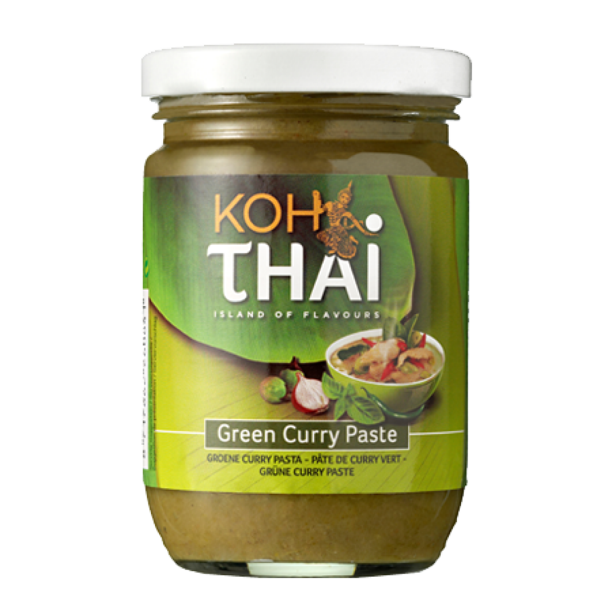 Green Curry Paste (pot)