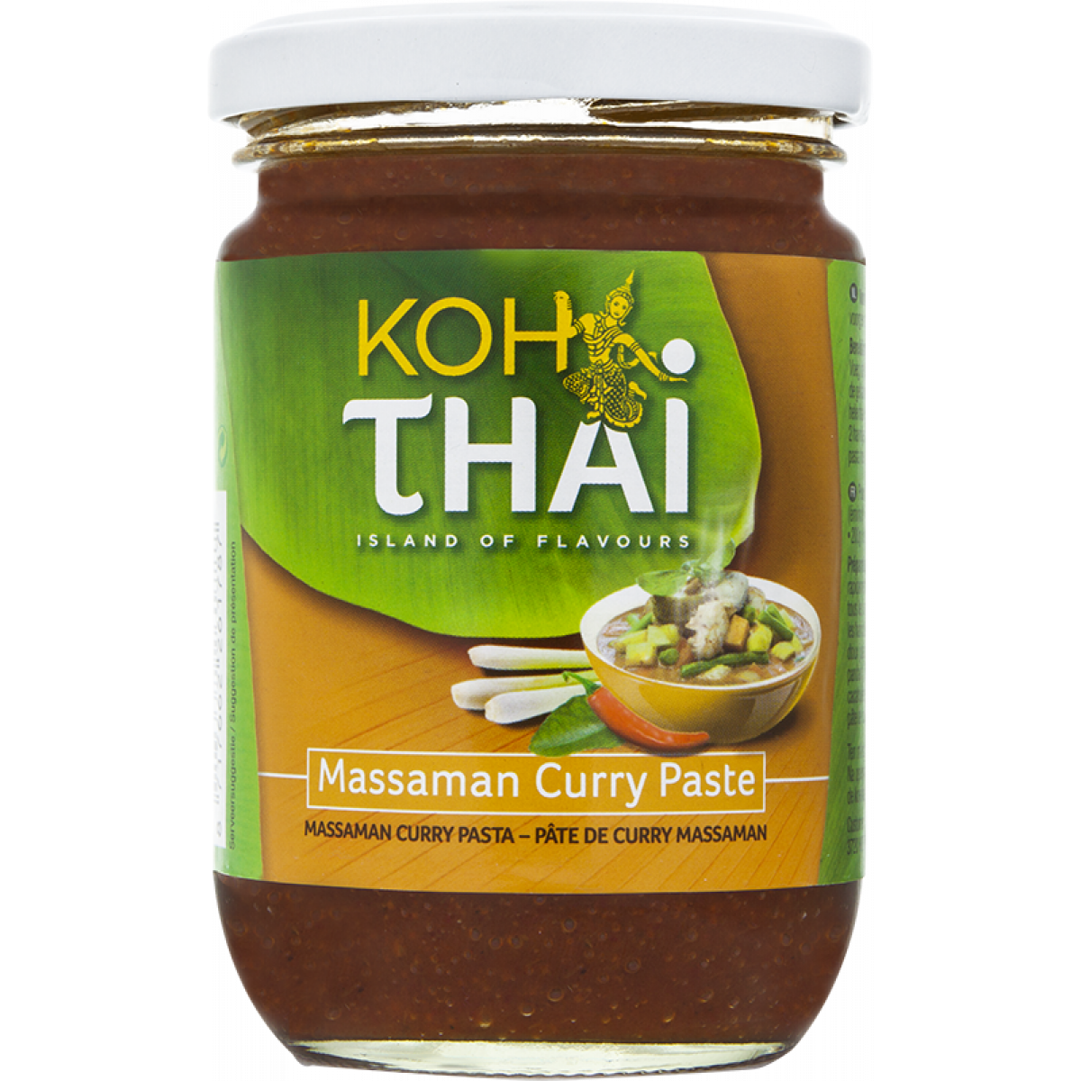 Massaman Curry Paste (pot)