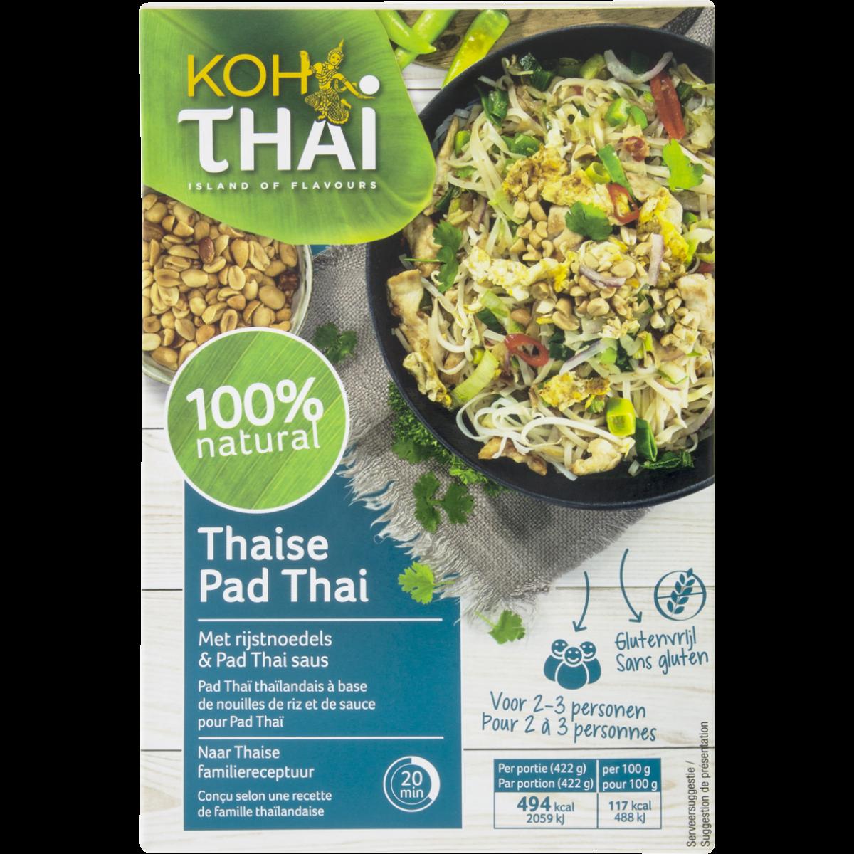Thaise Pad Thai Maaltijdpakket