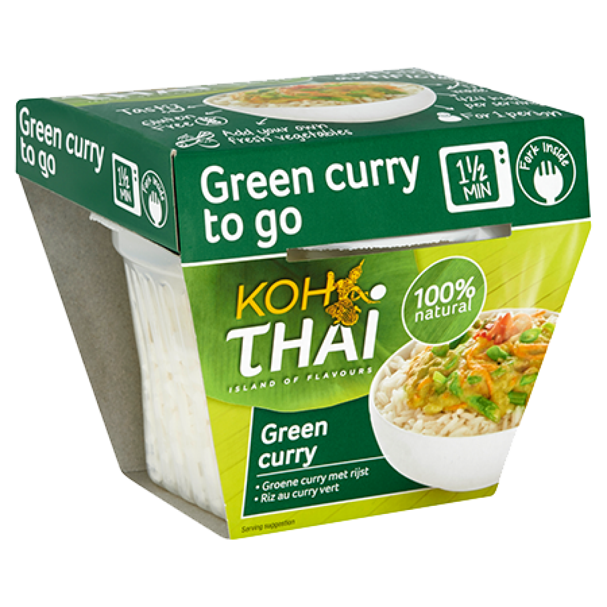 Green Curry To Go