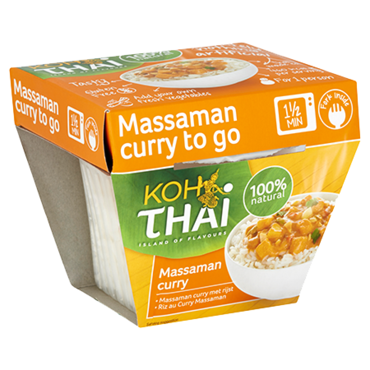 Massaman Curry To Go