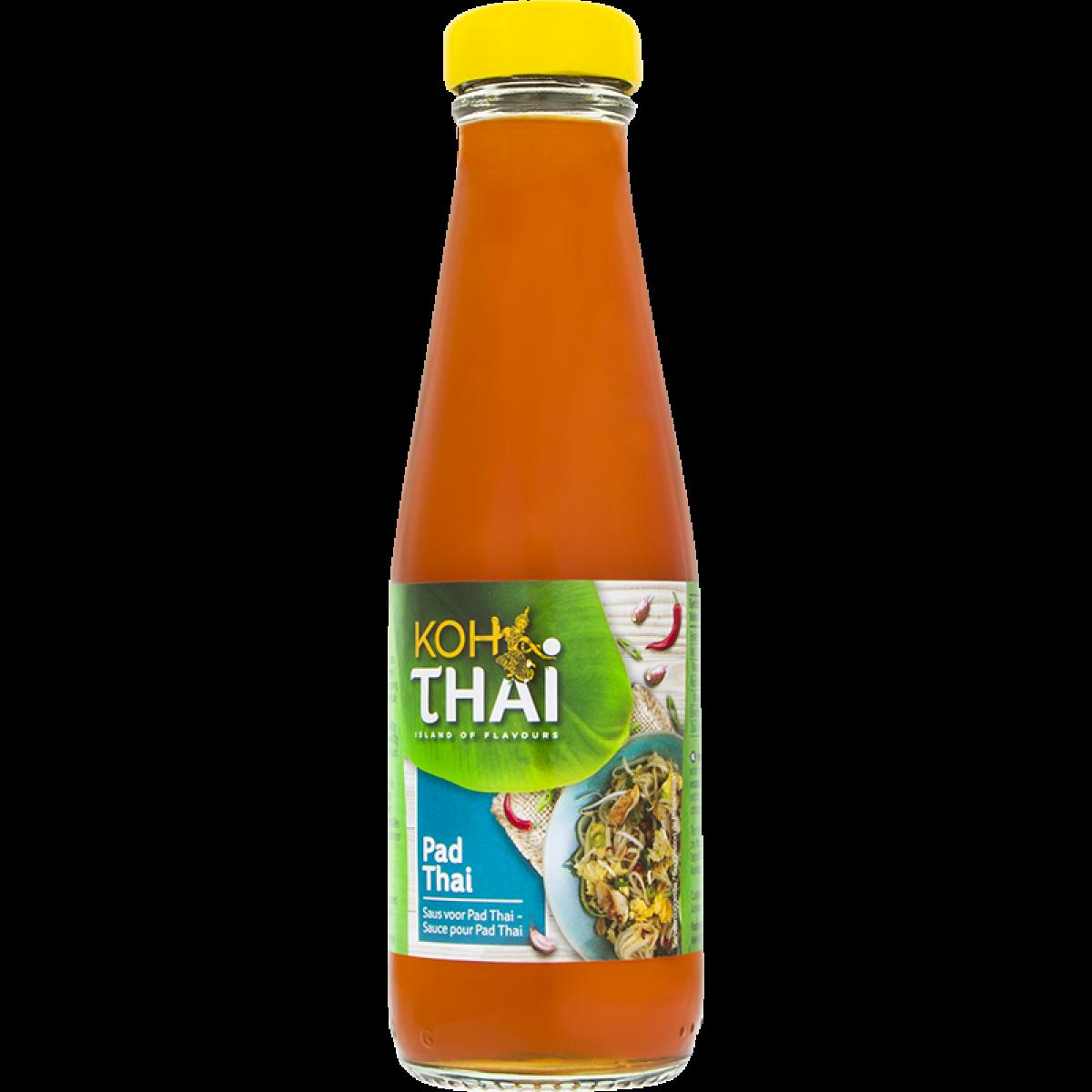 Pad Thai Woksaus