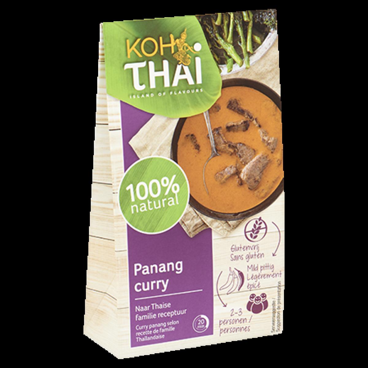 Panang Currypasta (zakje)