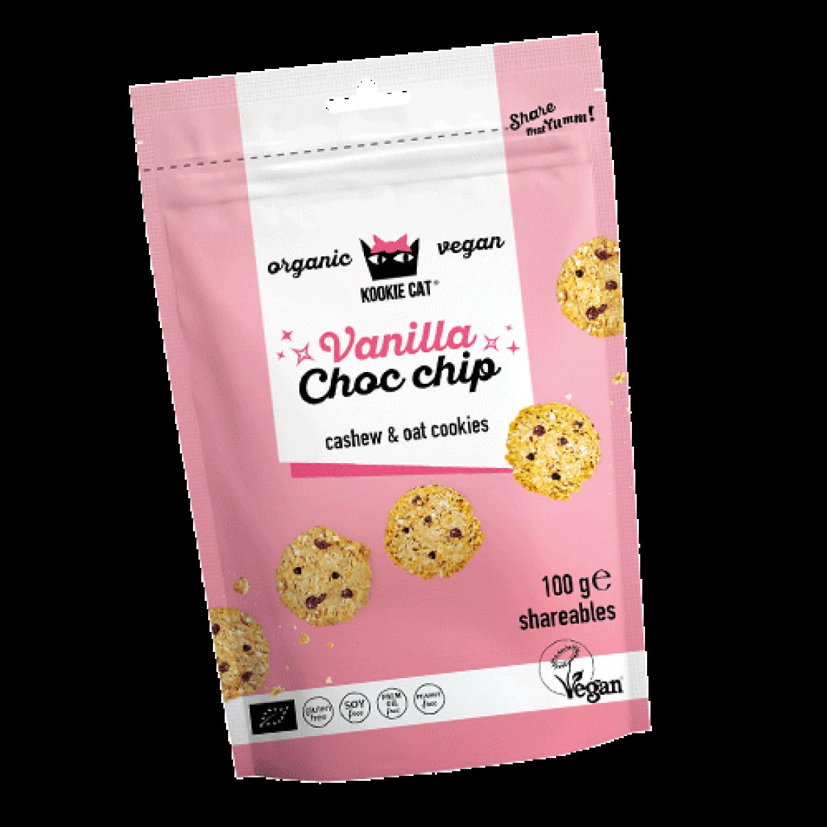 Vanille Choc Chip Minis