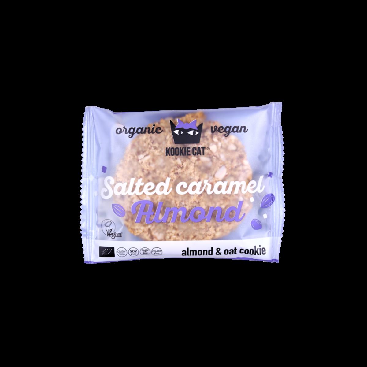 Salted Caramel Almond