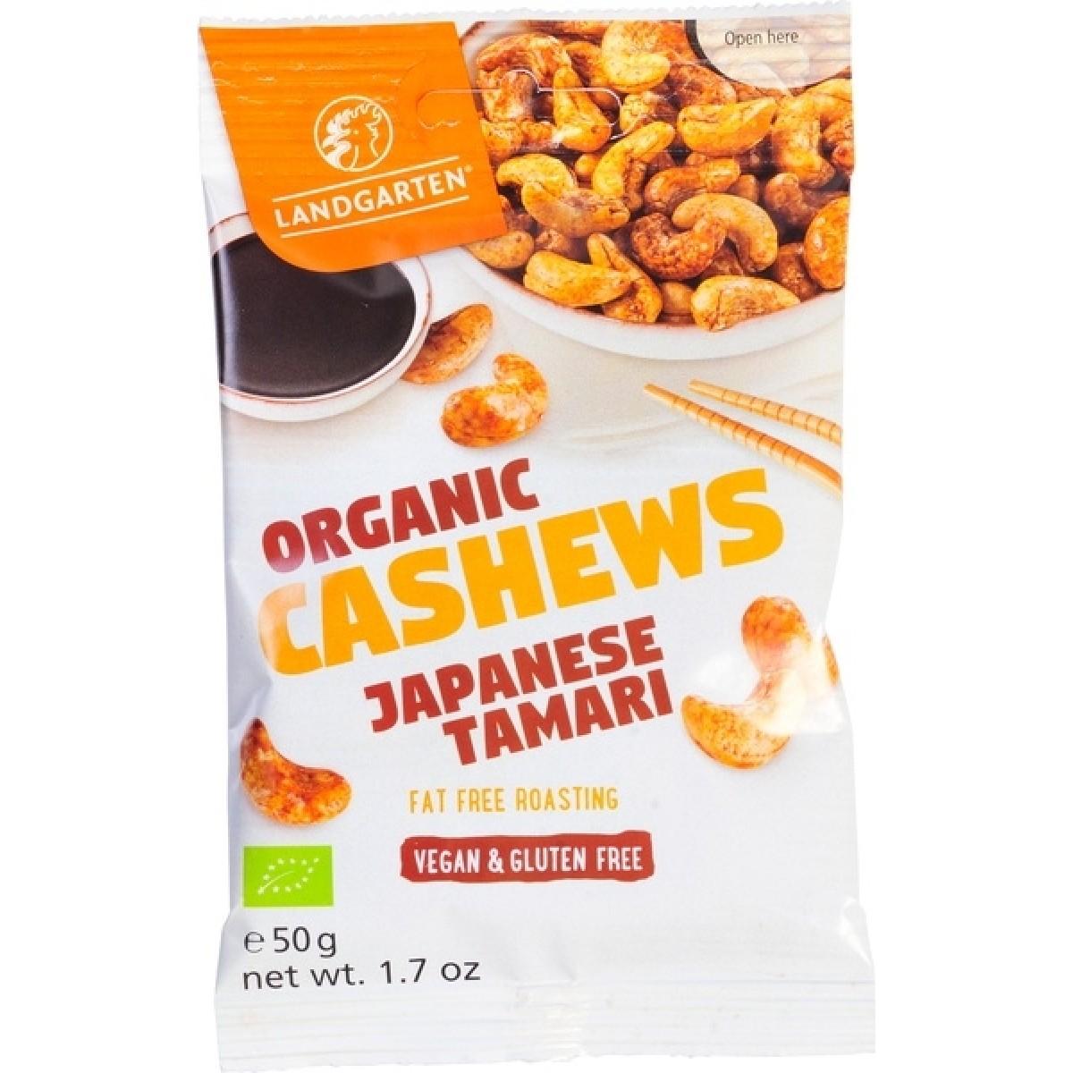 Tamari Cashew Snack