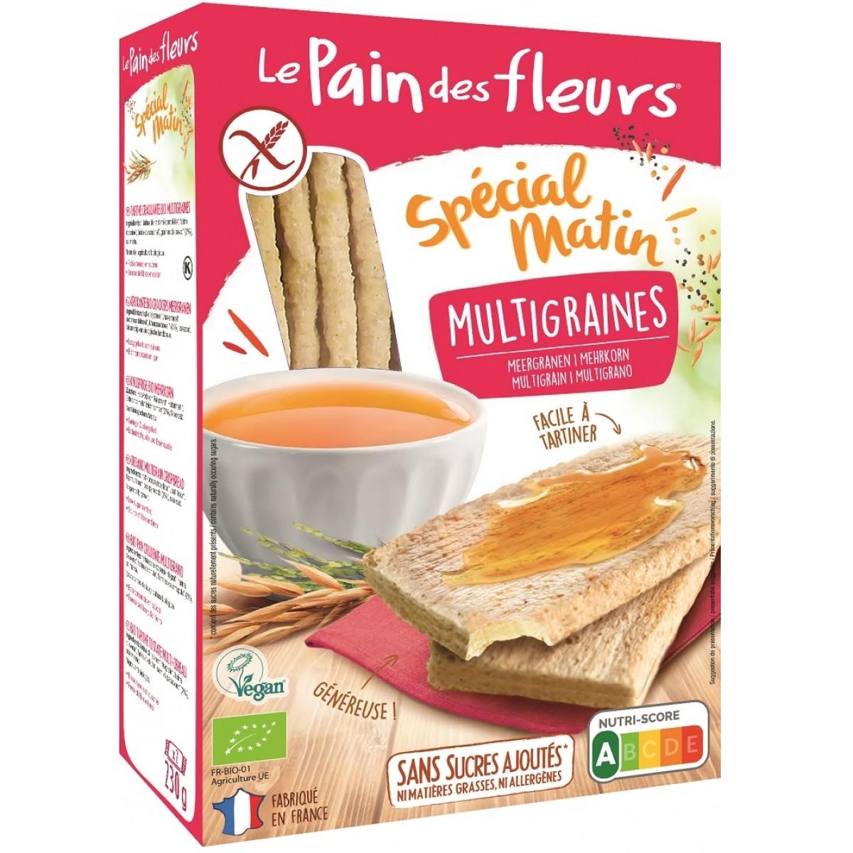 Special Matin Meergranen Crackers