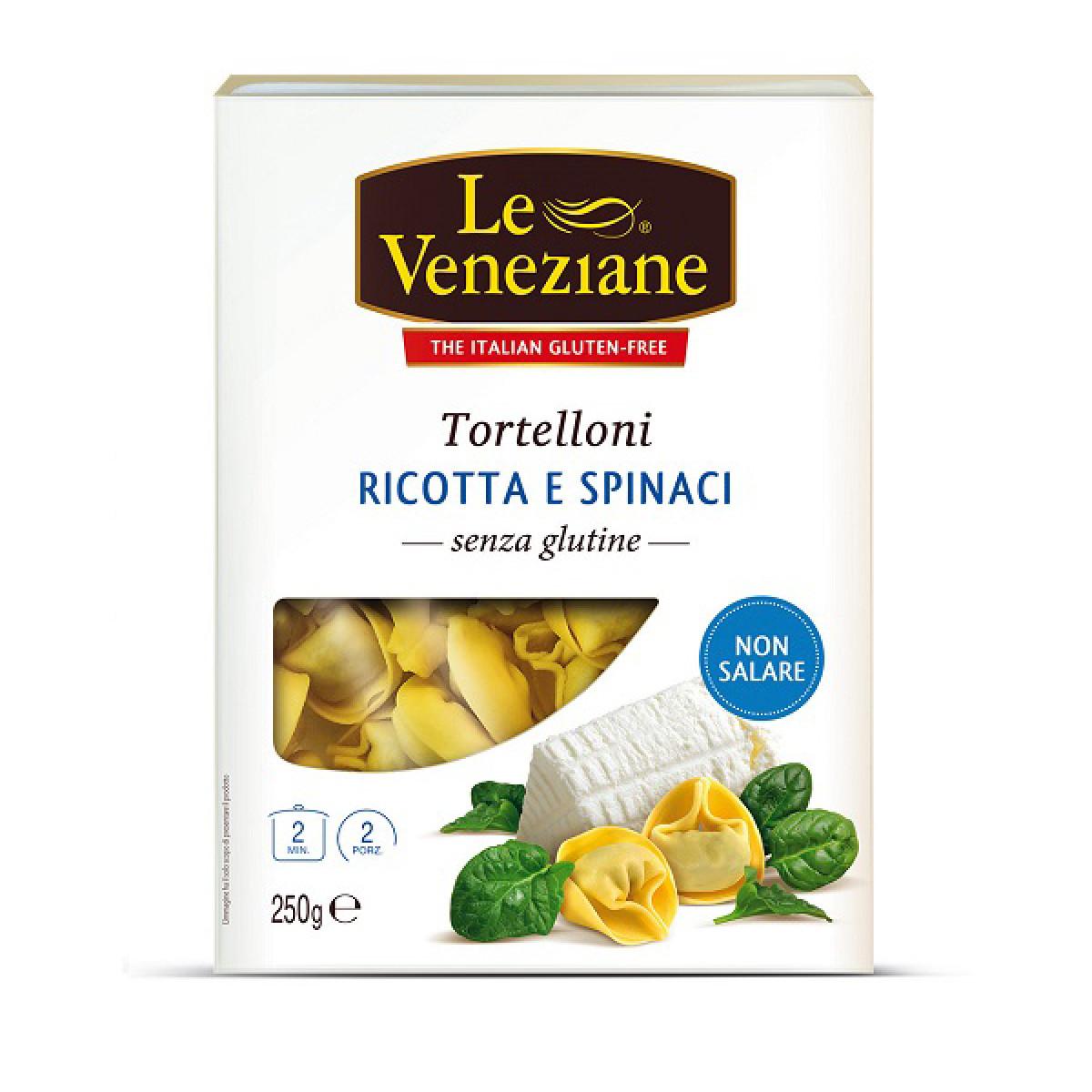 Tortelloni Ricotta & Spinazie