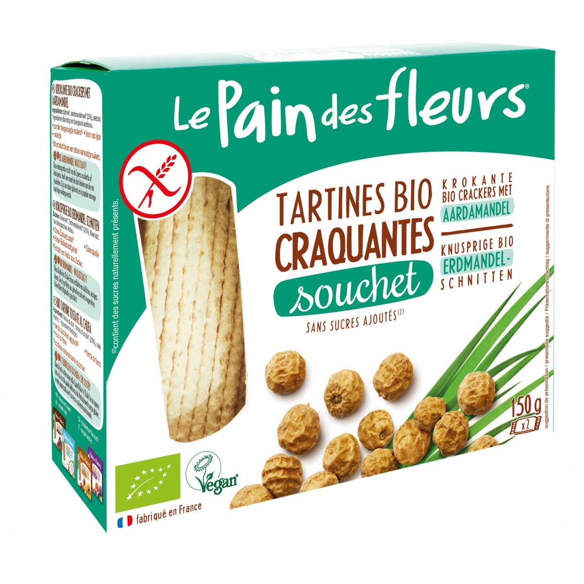 Aardamandel Crackers