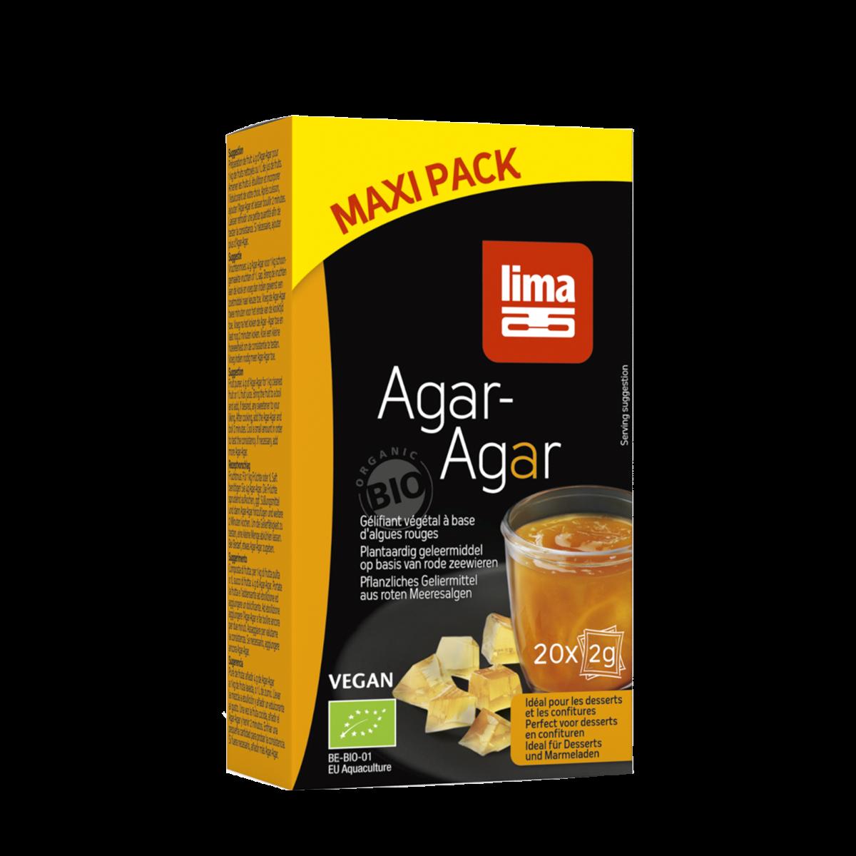 Agar-Agar Maxi Pack