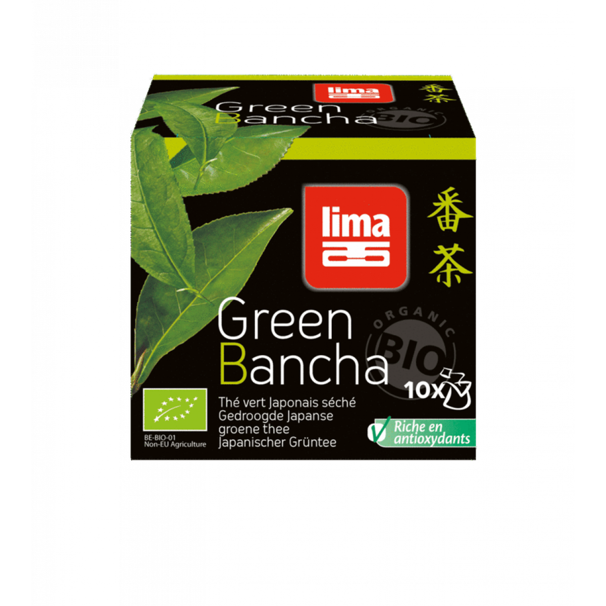 Green Bancha Tea (Builtjes)