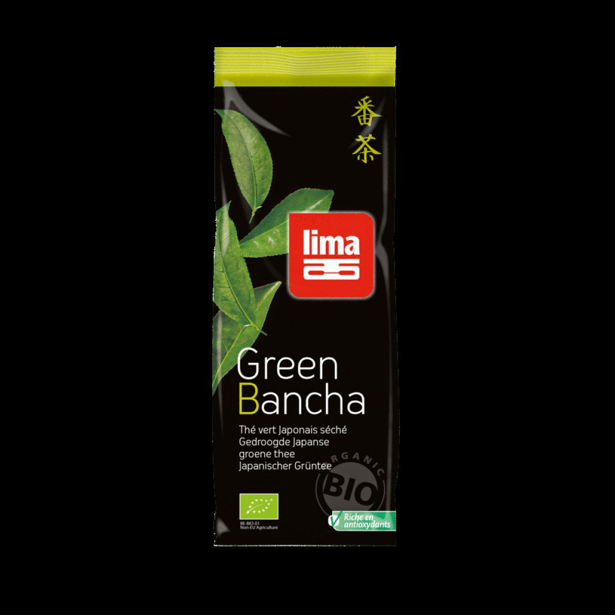 Green Bancha Tea (Los)